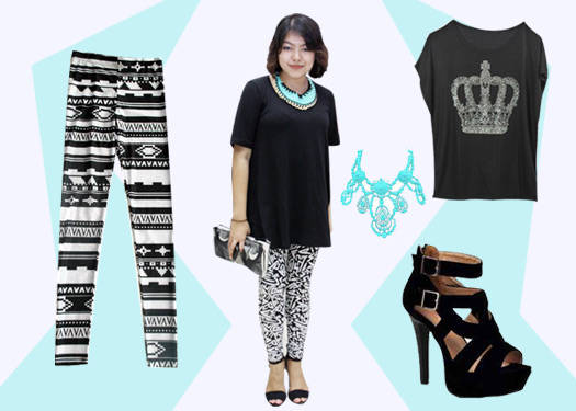 Shop Her Style: Jacque De Borja