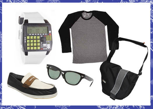 The Mall Holiday Gift Guide: For The Gentlemen