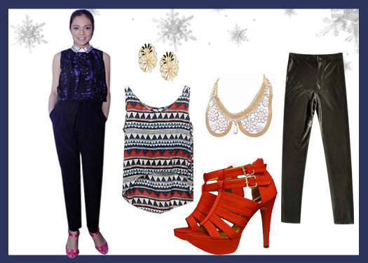 Shop Her Style: Lyca Puno