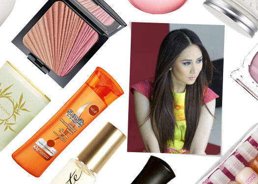 Holiday Beauty Gift Guide: Sarah Geronimo