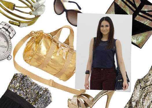 Holiday Fashion Gift Guide: Sarah Geronimo