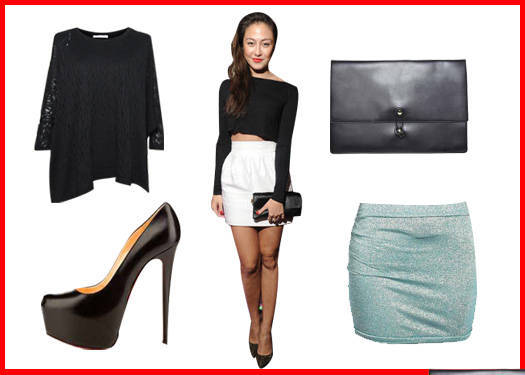 Shop Her Style: Ces Olondriz