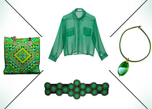 Shopping Guide: Emerald