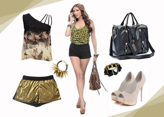 Shop Her Style: Solenn Heussaff In Sosy Problems