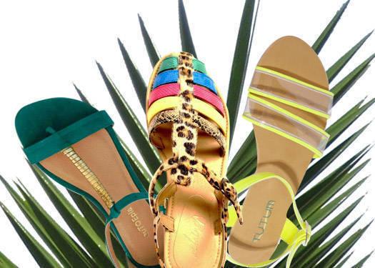 Shopping Guide: Summer Sandals