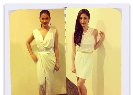 Stylesetter: Kim Chiu And Maja Salvador