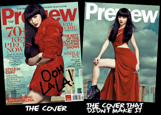 Which Cover: October 2010