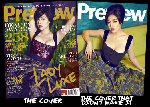 Which Cover: November 2010