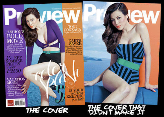 Which Cover: April 2011