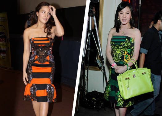 Prada Spring/summer 2011: Who Wore It Better?