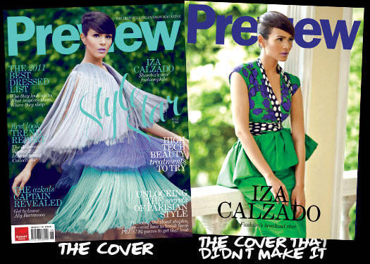 Which Cover: July 2011