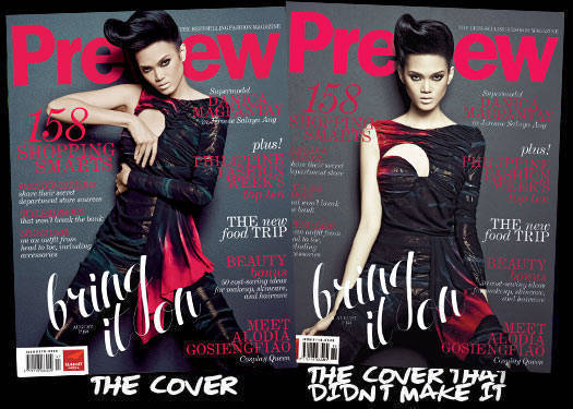 Which Cover: Preview August 2011