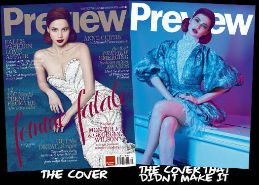 Which Cover: Preview September 2011