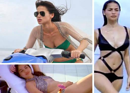 Anne Curtis In Bikini