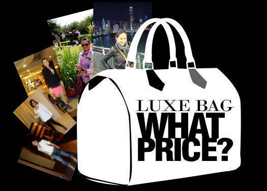 Luxe Bag: What Price?