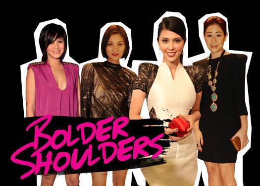 Bolder Shoulder