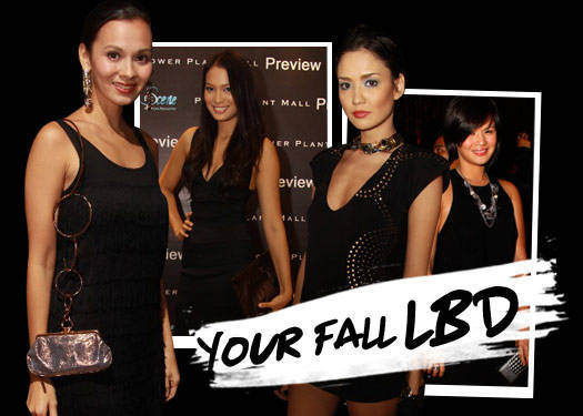 Your Fall Lbd