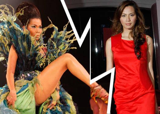 Pokwang & Divine: A Fashion Face-off
