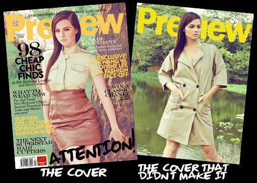 Which Cover: August 2010