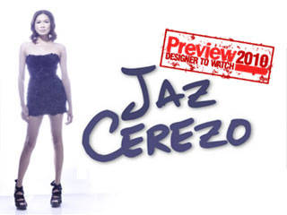 Preview Designer To Watch 2010: Jaz Cerezo