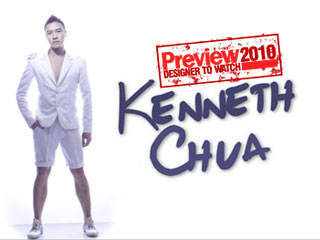 Preview Designer To Watch 2010: Kenneth Chua