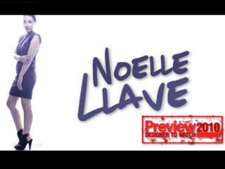 Preview Designer To Watch 2010: Noelle Llave