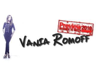 Preview Designer To Watch 2010: Vania Romoff