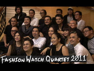 Fashion Watch Quartet 2011 1