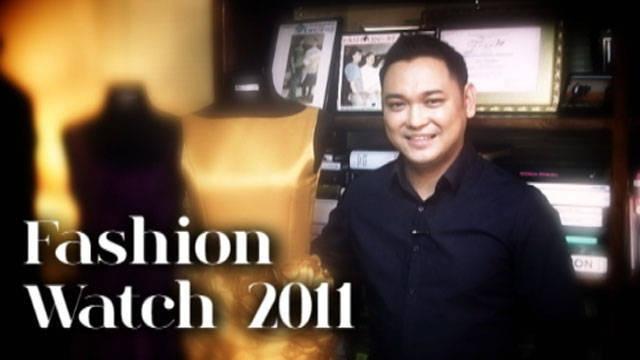 Fashion Watch Preludes: Joel Escober
