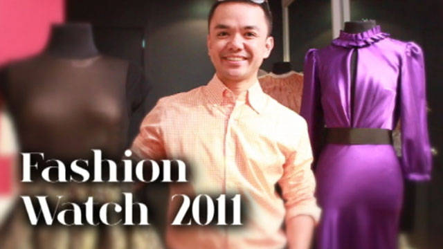 Fashion Watch Preludes: Jun Escario