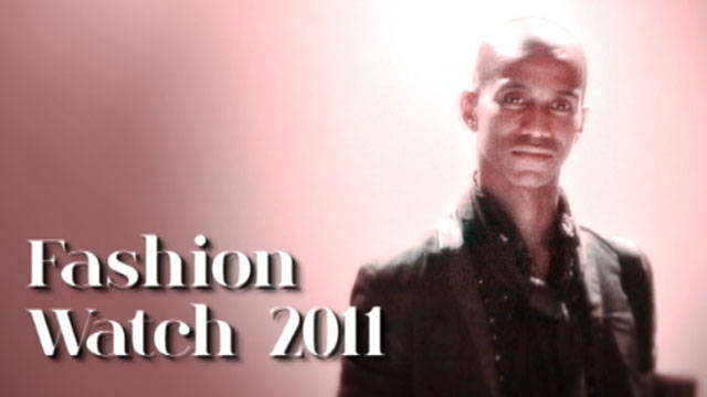 Fashion Watch 2011: Eric Raisina 1