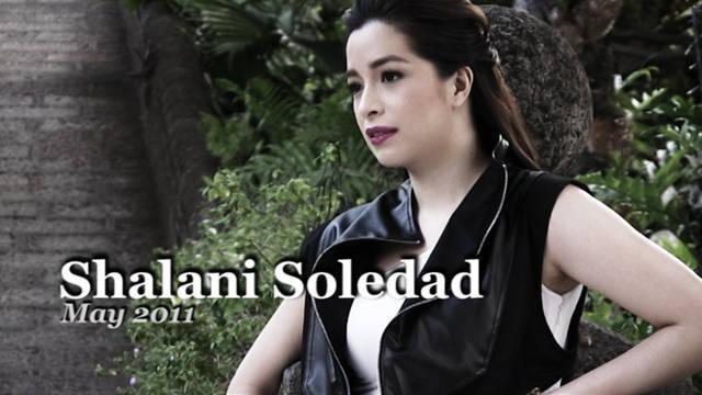 Behind The Scenes Preview May 2011: Shalani Soledad