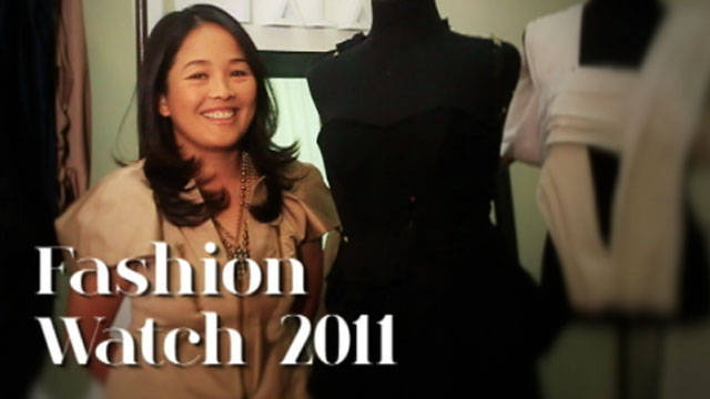 Fashion Watch Preludes: Patrice Ramos-diaz