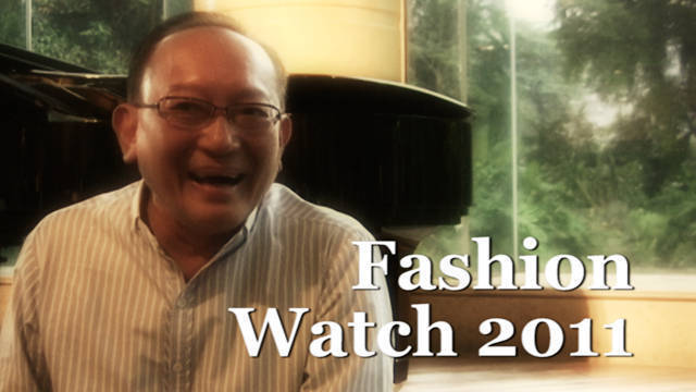 Fashion Watch Preludes: Philip Rodriguez