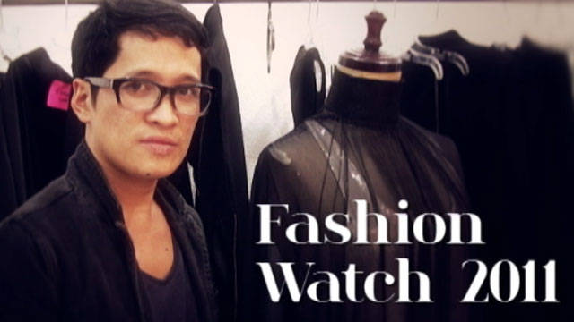 Fashion Watch Preludes: Norman Noriega