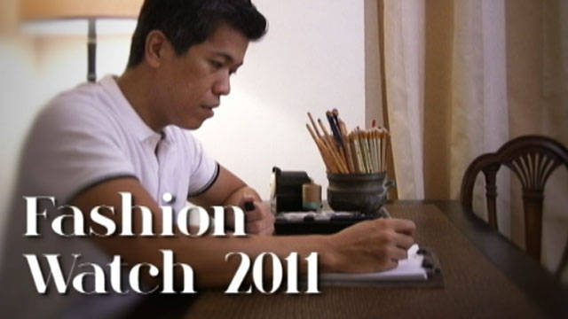 Fashion Watch Preludes: Dennis Lustico