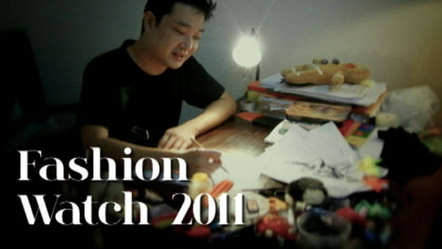 Fashion Watch Preludes: James Reyes