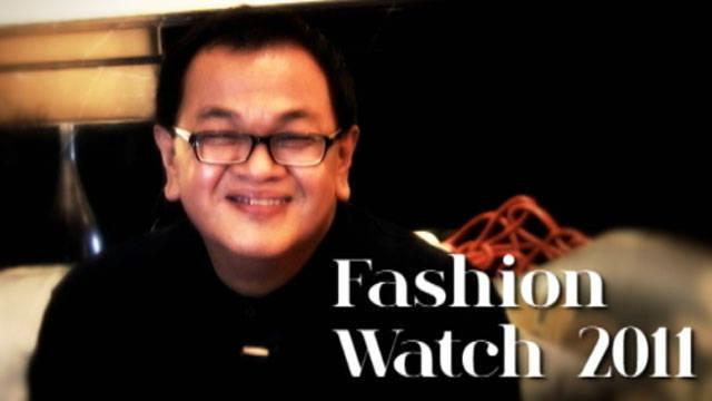 Fashion Watch Preludes: Alex Bitong