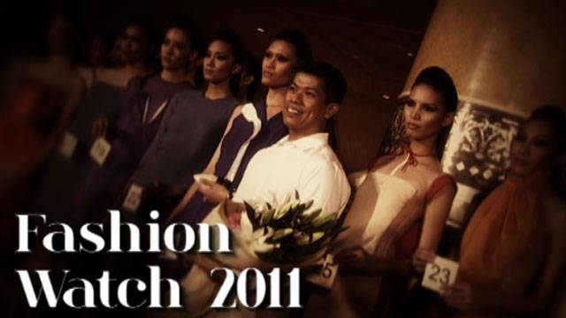 Fashion Watch 2011: Dennis Lustico 1