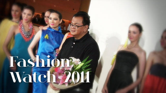 Fashion Watch 2011: Alex Bitong 1