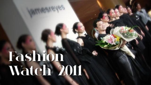 Fashion Watch 2011: James Reyes