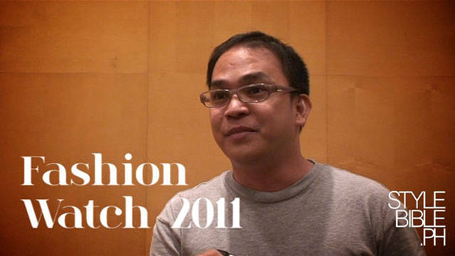 Fashion Watch Preludes: Ferdi Abuel