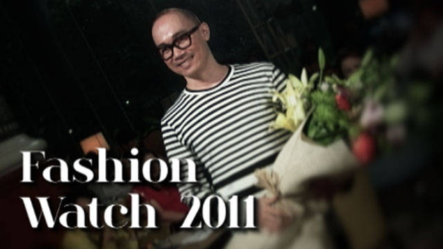 Fashion Watch 2011: Ivar Aseron