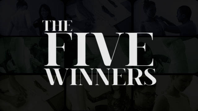 Pefta: The Five Winners