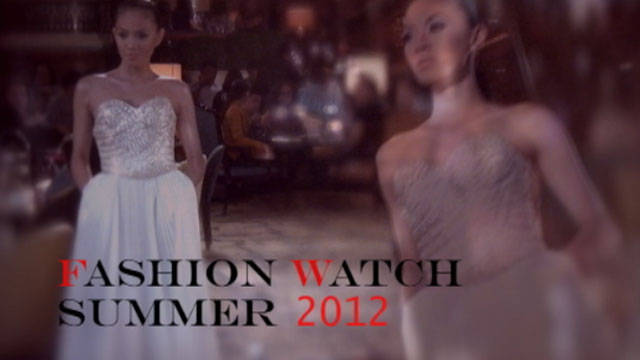 Fashion Watch Summer 2012: Jun Escario 1