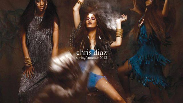 Chris Diaz: Techihhila, Spring/summer 2012