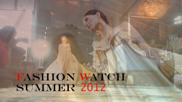 Fashion Watch Summer 2012: Francis Libiran 1