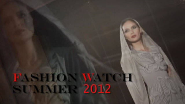 Fashion Watch Summer 2012: Jerome Lorico 1