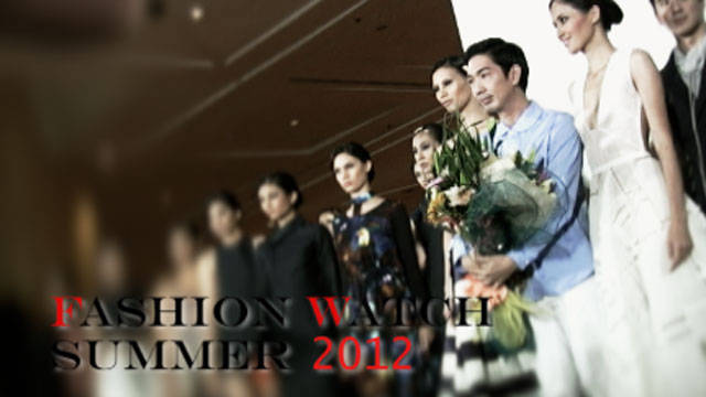 Fashion Watch Summer 2012: Joey Samson 1