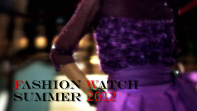Fashion Watch Summer 2012: Philip Rodriguez 1